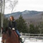 Horseback picture