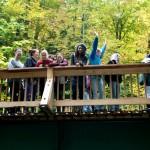 Yoga-Bridge